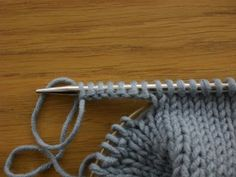 I have been looking for this! Very helpful. Fionas Knitting: How to work the Buttonhole Cast On