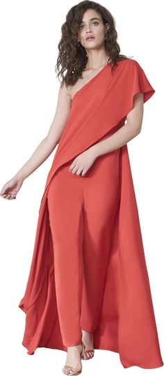 Lavish Alice Jumpsuit for Women - Red, price, review and buy in Dubai, Abu Dhabi and rest of United Arab Emirates | Souq.com