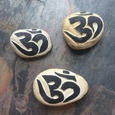 Beatnik Vibe - OM River Stones, $7.95 (http://beatnikvibe.com/om-river-stones/)