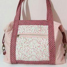 Bolsa Catarina #tecidosfabricart