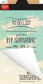 Acessórios Co. : Blocos Magnéticos - You are My Sunshine