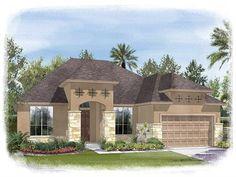 Ryland Homes Palo Alto K of the Estates at Johnson Ranch community in Bulverde, TX.
