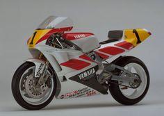 YAMAHA YZR500 1990