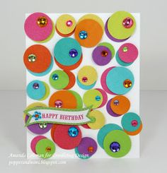 Love this card!---By Amanda---Doodlebug Design Inc Blog: Featuring Doodlebug's New Cardstock