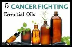 5 Herbal Essential Oils That Are Proven to Kill Cancer Cells  http://www.thealternativedaily.com/herbal-essential-oils-cancer-cells/