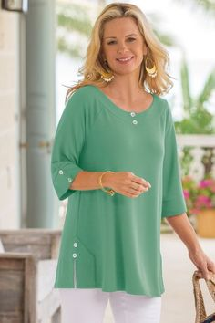 Women Luna Tunic