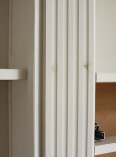 DIY BUILT-IN BOOKCASE REVEAL (AN IKEA HACK) – Studio 36 Interiors Office Storage Furniture, Ikea Furniture, White Furniture, Cool Furniture, Furniture Dolly, Steel Furniture, Plywood Furniture, Furniture Stores, Kitchen Furniture