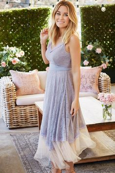 Lauren Conrad's sneak peek of her first Dress Up Shop