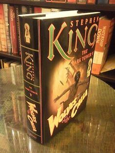 Stephen King First Editions by lostpagesandforgottenwords1