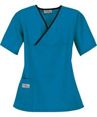 Looking for nursing scrubs? Look no more, Urbane scrubs & Live Sweet has flattering fits and colors, just for you. Shop online for all of your Urbane nursing scrubs and save at Uniform Advantage. Uniform Advantage, Crossover, Scrubs, Clinic, Contrast, Just For You, Dresses For Work, How To Wear, Shopping