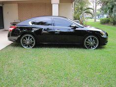 Maxima Nissan Maxima, Nissan Sentra, Jdm Cars, Future Car, Amazing Cars, Dream Cars, Sick, Trucks, Street