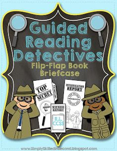 Guided Reading Super Sleuths