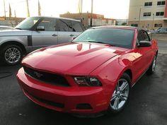 2010 #Ford #Mustang V6 Premium 2dr #Convertible #Cars - #JerseyCity, NJ at #Geebo