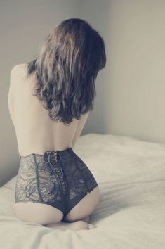 Corset Panties #boudoir #photography #hot #women #sexy #girls #bed