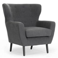 Mid-Century Club Chair