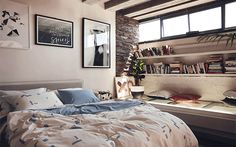 Symbole d'une vie libre et sans cloison, le loft est sans conteste le style d'appartement en vogue cette décennie. www.soodeco.fr