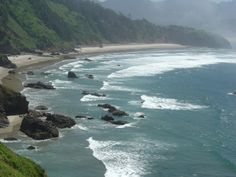 Indian Beach, Oregon. One of my favorite beaches of all my life.