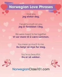 """Norway Calling on Instagram: """"🇳🇴🇳🇴🇳🇴"""" Norwegian Words, Learning Languages Tips, Norway Language, Norwegian Christmas, Viking Life, Proverbs Quotes, Norway Travel, Language Study, School Worksheets"""