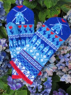 Ravelry: Delftware pattern by Alice in Wolland