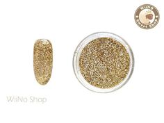 Items similar to Champagne Gold Glitter Dust Powder / Sparkle Powder / Nail Art Craft on Etsy Glitter Dust, Gold Glitter, Nail Art Supplies, Powder Nails, Champagne, Arts And Crafts, Sparkle, Jar, Unique Jewelry