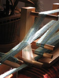 Ruth MacGregor's series of videos for beginning inkle weavers is very helpful.
