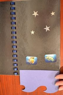 Bible Class Creations: Night Night Peek-a-boo Book
