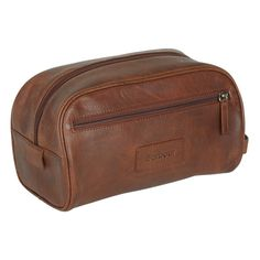 Barbour Leather Washbag - Dark in Brown (7.760 RUB) ❤ liked on Polyvore featuring beauty products, beauty accessories, bags & cases, brown, filler, cosmetic bags, wash bag, barbour, purse makeup bag and cosmetic purse