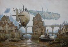 Tide byVadim Voitekhovitch