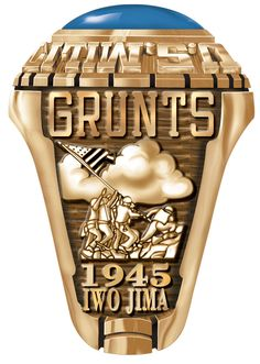 Honor your service with this historic Marine Corp Ring. Design and order online at Military Online Shopping