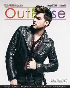 OutBoise Magazine August 2015 In our latest issue, we take a look at the newly remodeled Lucky Dog Tavern. Also featuring local gay rodeo calendar model Lucus Kevan. Featuring Adam Lambert and Tori Amos