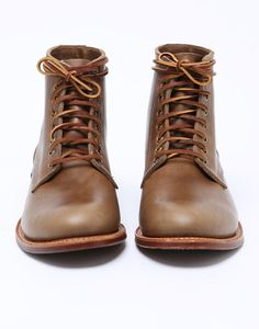 Oak Street Bootmakers SS13 Trench Boot Natural