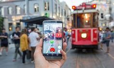 How augmented reality technology erases the human v machine boundary: Apps such as Pokémon Go turn physical space into a game – and as technology has done since the telegraph, we are subtly distributed via these connected tools