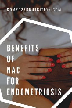 Endometriosis is also an inflammatory condition which leads to pelvic pain, digestive issues, and fatigue. NAC stands for N-Acetyl Cysteine, which is the supplemental form of cysteine, an amino acid in our body that aids to produce a powerful antioxidant, glutathione. Antioxidants are powerful compounds that help to reduce inflammation in the body, support glutathione production, improve egg quality, and reduce oxidative stress. Foods To Balance Hormones, Balance Hormones Naturally, Period Tips, Period Hacks, Hormone Diet, Hormone Imbalance, Supplements For Pcos, Endometriosis Symptoms, Estrogen Dominance