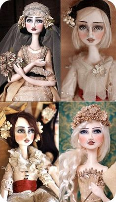 Art Dolls by Du Buh Du Designs: Gift Idea: Photo Coasters