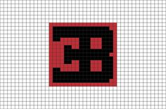 50 Best Pixel Art Images Cross Stitch Embroidery Embroidery