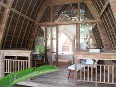 Grosse Lodge für Zwei. http://villaboreh.com/