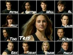 Divergent :) love tobias<<lol I love Peter (don't hurt me, I don't like him morally, I just think he's an awesome character) Divergent Tris, Divergent Characters, Tris And Tobias, Divergent Hunger Games, Divergent Funny, Divergent Quotes, Insurgent Quotes, Shailene Woodley, Veronica Roth