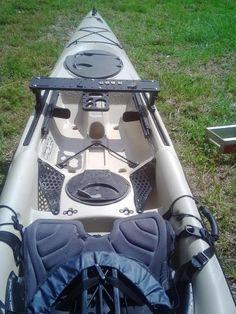 SlideTrax Kayak Dashboard – WS Tarpon – Pensacola Fishing Forum – Famous Last Words Kayak Paddle, Canoe And Kayak, Kayak Fishing, Fishing Boats, Angler Kayak, Kayak Accessories, Inflatable Kayak, Tac Gear, Go Camping