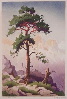 oscar droege woodcut - Google Search