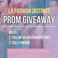 2434f8466d23 LA Fashion District  prom  promdresses Fashion District Los Angeles