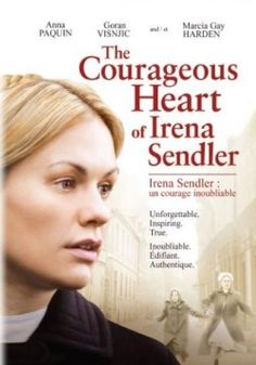 The Courageous Heart of Irena Sendler, a Hallmark movie about the woman who saved 2,500 children from the Warsaw Ghetto in Poland during World War II, earns a place on the best Hallmark movies ever list. #hallmark #holocaust