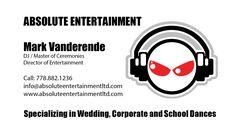 Absolute Entertainment – DJ, MC, Bartending, Event Planner and Day-of-Wedding Coordinator service in Vancouver British Columbia. Vancouver British Columbia, Music For You, School Dances, Wedding Coordinator, Chicago Cubs Logo, Bartender, Dj, Entertaining, Weddings