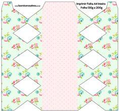 http://fazendoanossafesta.com.br/wp-content/uploads/2014/11/Caixa-Bala-Floral-Verde-e-Rosa.jpg
