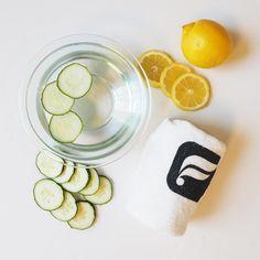 3 suprising DIY beauty  tips using cucumbers.