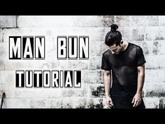 If you are in search of new styles for your grown our hair, try the man bun trend. Paired with an undercut, taper or fade haircut, it will become your new favorite look for years! Man Bun Haircut, Man Bun Hairstyles, Fade Haircut, Man Bun Styles, Hair Styles, Two Block Haircut, Growing Your Hair Out, Undercut Women, Undercut Pompadour