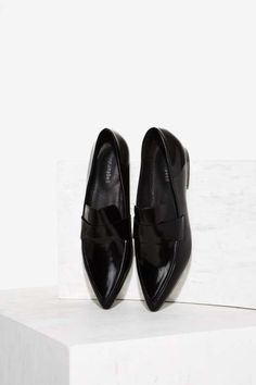 Jeffrey Campbell Belanger-2 Leather Flat - What's New: Shoes