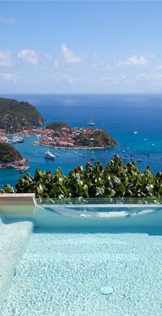 St. Barts in Caribbean Islands