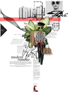 """City in STYLE"" by novadebi ❤ liked on Polyvore"