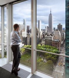 Bank of America Tower at One Bryant Park / Cook + Fox Architects,© David Sundberg / Esto