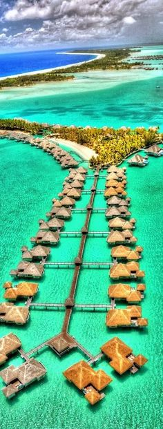 Bora Bora, French Polynesia More on http://www.exquisitecoasts.com/bora-bora-island.html